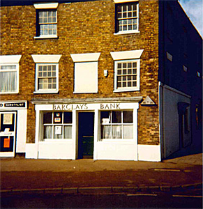 Barclays Bank in 1973 [X693/4]